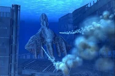 科幻动漫《青之六号》,华丽的海下战斗科幻片