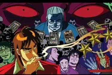 日本动漫《赌博默示录》,缺了性感女荷官,还赌啥赌?