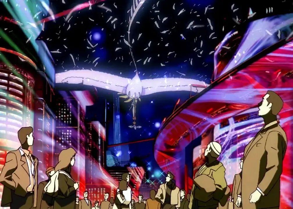 遥远的回忆,超经典动画「超时空要塞」系列大盘点,琼瑶式的科幻片