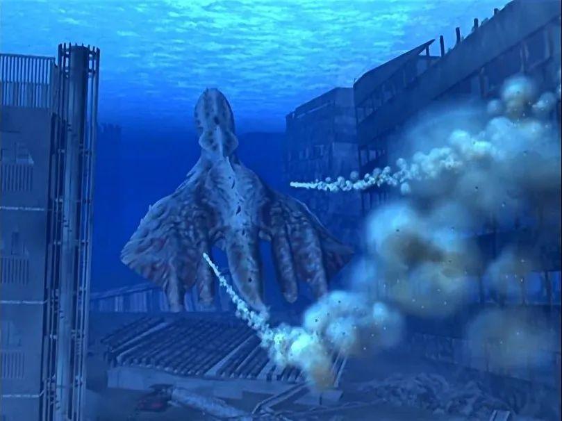 日本商业动画的里程碑,「青之六号」,华丽的海下战斗科幻片。