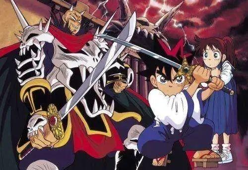 看过「七龙珠」,有看过「九龙珠」么?超级搞怪搞笑的一部经典动画
